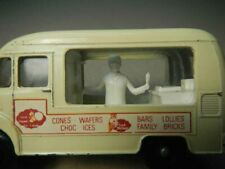Matchbox Commer Ice Cream Canteen Lesney 47