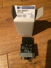 Telemecanique ZB2 BW071 061400 Control Unit Body