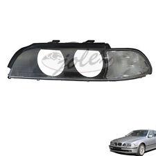 Streuscheibe für Scheinwerfer mit Blinker Blinkleuchte weiß links BMW 5er E39