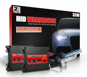 HID-Warehouse DC 35W H7 HID Xenon Kit - 4300K 5000K 6000K 8000K 10000K