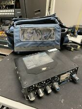 Shure Fp33 Field Sound 3 Channel Stereo Audio Mixer with Soft PortaBrace Case