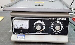 Lab-Line 3520 Orbit Shaker SEE VIDEO [Z1S5]