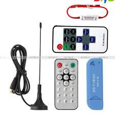 Digital Usb 2.0 Dvb-T Sdr + Dab+ Fm Tv Hdtv Tuner Receiver Stick Rtl2832U+R820T2