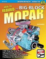 How to Rebuild the Big-Block Mopar Book ~ B & RB engines ~ BRAND NEW!