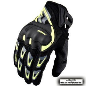 Men Motorcycle Gloves Protection Racing Scooter ATV Motocross Road Bike Riding