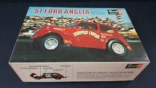Original 1966 Revell 51 Ford Drag Anglia Skippers Critter 1/25 G3