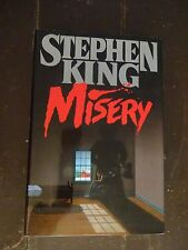 """Misery"" by Stephen King, 1st Edition, 1987"