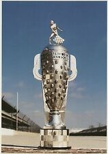 Indianapolis 500 & Indianapolis Motor Speedway Borg-Warner Trophy Postcard