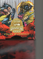 1994 Marvel Universe First Edition  Box vending mashin with 36 Jumbo Packs