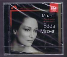 MOZART CD (NEW) EDDA MOSER AIRS D'OPERAS