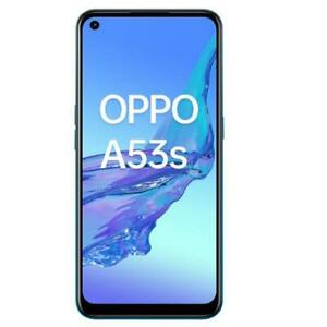 OPPO A53s FANCY BLUE 128GB ROM 4GB RAM DUAL SIM 4G ANDROID DISPLAY 6.5""