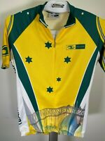 SCODY team Australia Cycle shirt L