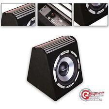 """VIBE 12"""" SUBWOOFER AMPLIFICATO Pulse Enclosure-Attivo Auto Sub Amp Box 900w MAX"""