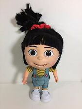 TRU Exclusive Despicable Me 2 Collector's Edition Interactive Talking Agnes Doll