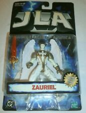 Jla Zauriel action figure 1999 Kenner unopened on card! Justice League America