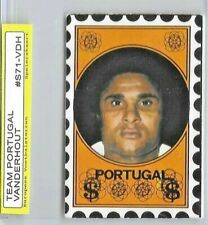 1972 EUSEBIO - Portugal - Voetbalsterren Vanderhout DUTCH VERSION