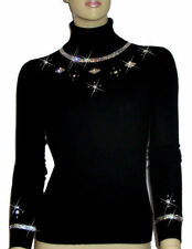 Langarm Damen-Pullover & -Strickware aus Kaschmir mit 36 Größe