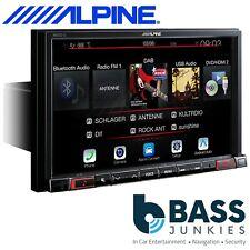 "Alpine X803D-U 8"" Navigation Bluetooth DAB+ CarPlay Android iPhone Touch Screen"