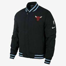 Nike Nba Chicago Bulls Courtside City Edición Chaqueta De Baloncesto-Hombre Pequeño
