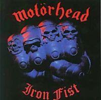 Motorhead - Iron Fist (Bonus Track Edition) [CD]