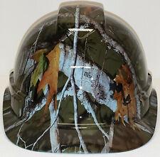 Hydro Dip Hard Hats Green Vista Camo Pyramex Ridgeline Protective Helmet