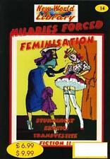 NWL #14 - Hilaries Forced Feminisation - Transvestite/Crossdressing Fiction