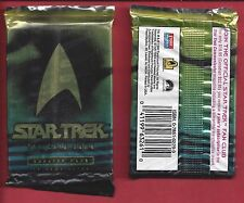 1996 Star Trek The Card Game Booster pack  single  Pack
