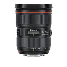 Near Mint! Canon EF 24-70mm f/2.8L II USM - 1 year warranty