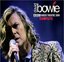 DAVID BOWIE – 'BBC RADIO THEATRE 2000 COMPLETE' LONDON 2000 JAPANESE 2-DISC SET