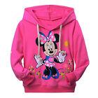 Toddler Kids Baby Girl Boys Mickey Minnie Hoodie Sweatshirt Coat Casual Tops Tee