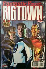 Fantastic Four Big Town #1-4 Set VF+ 1st Print Free UK P&P Marvel Comics