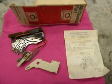 NOS 1971 1972 1973  Buick Pontiac Oldsmobile 7934753 Hi Blower Switch & Board