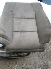 11 - 16 Honda Odyssey FRONT Dark Grey Cloth LEFT Driver seat cover OEM Back