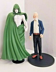 DC Direct - 2003 Kingdom Come - Alex Ross - The Spectre & Norman McCay - 2 Pack