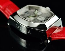 Invicta Men's Acero Gibeon Meteorite MOP Dial Genuine Crocodile Leather Watch