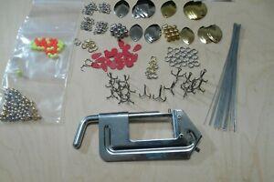 Spinner Making Kit, Wire Forming bending Tool Tackle craft Fishing Lure Making