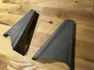 Twinshock- or Pre65 Trials performance parts, pair of new footrest brackets