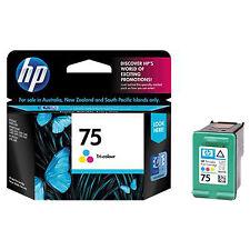 2017 RETAIL BOX Genuine OEM HP 75 Color Ink CB337WN DeskJet D4360 D4363 D4368