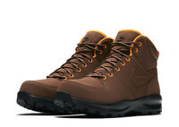 Nike MANOA Leather Men's Hiking Boots Fauna Shoes Outdoor Sports NWT 454350-203