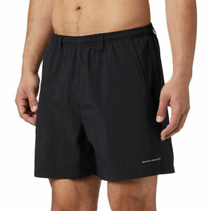 Columbia Brand Men's 1X PFG Backlash II Water Shorts Swim Trunks Black NWT