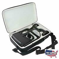 Hard Travel Case For Oculus Quest All-in-one VR Gaming Headset Inside W Khanka