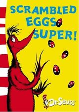 SCRAMBLED EGGS SUPER! __ DR SEUSS __ BRAND NEW ___ FREEPOST UK