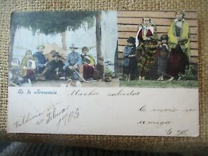 PC CHILE EN LA ARAUCANIA 1905
