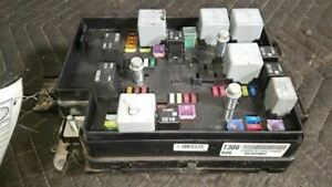 Fuse Box Engine VIN H 8th Digit Opt Luw Fits 12-13 SONIC 2216574