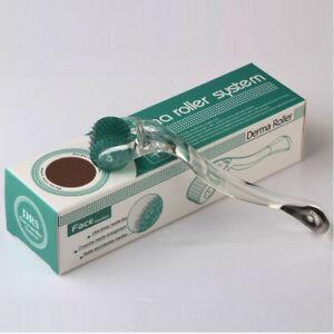 DERMAROLLER New!  192 REAL Needles  0.5mm Wrinkles, Melasma, Elasticity, Sagging