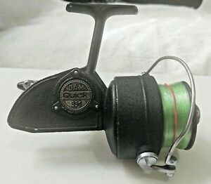 Vintage 1970's DAM Quick 331 Spinning Reel.