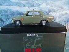 1/43  Rio  (Italy) Alfa Romeo giulietta  Police