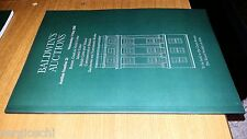 BALDWIN'S THE NAME FOR NUMISMATICS -  AUCTIONS # 23 - 2000 - ENG