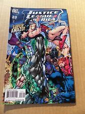 Justice League Of America  23 . DC  2008 -    VF