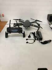 DJI Mavic Pro Drone with 4K HD Camera Used